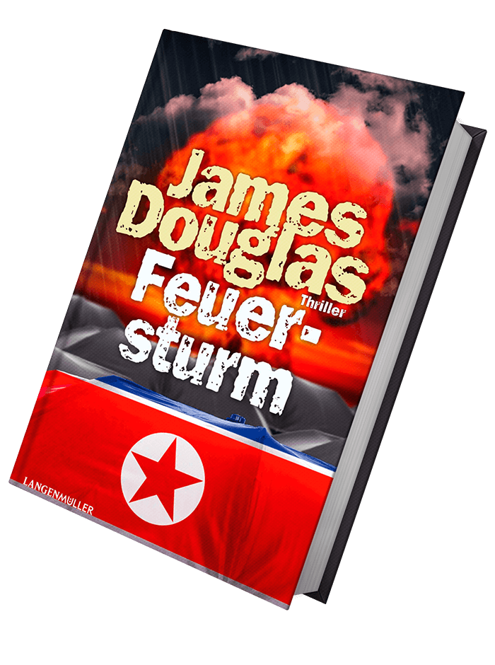 James Douglas - Feuersturm